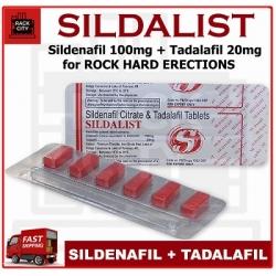 Sildalist / Cialis+Viagra