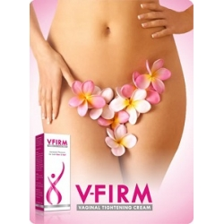V-FIRM - Вагинален Стягащ Крем
