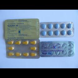 Циалис + Дапоксетин